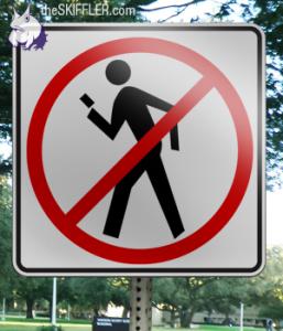 No-Texting-and-Walking-Sign-The-Skiffler