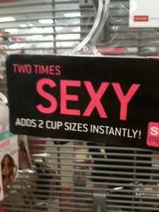 2 times sexy  adds 2 cups