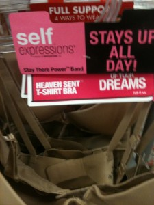 self expressions full support stays up all day heaven sent of your dreams