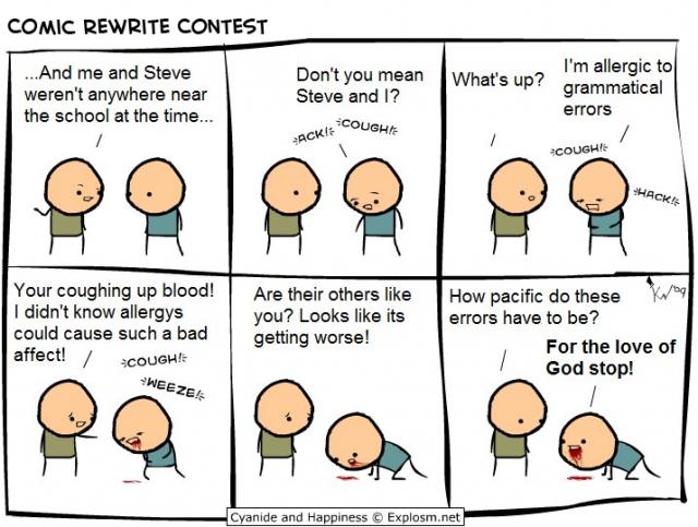 comic rewrite contest 1