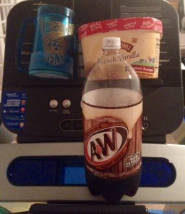 Rootbeer,treadmill photo